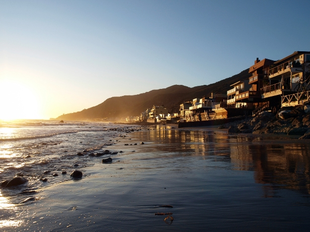 Malibu-California-Beach