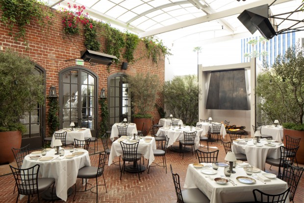 Wolfgang Puck S Spago Is Perhaps The City Most Quintessential Fine Dining Restaurant Opened In 1982 And Just As Delicious Ever