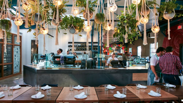 The Best Outdoor Dining Options In Los Angeles The