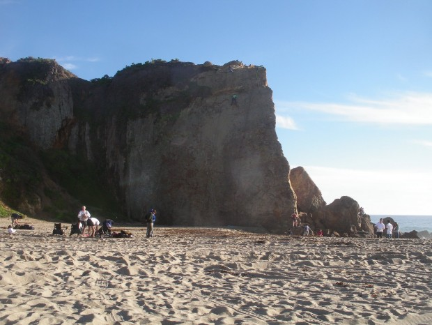 Point_Dume_Climbing