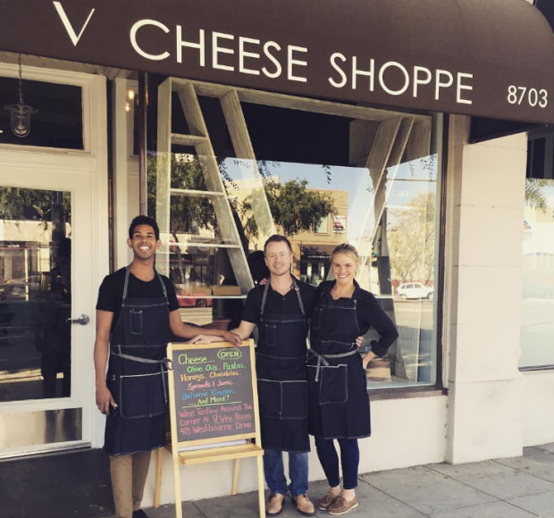 V Cheese Shoppe 6