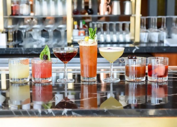 The Best Summer Cocktails In Los Angeles The Hollywood Home