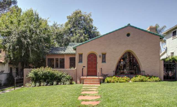 Just Sold Charming Three Bedroom Spanish Style Home In