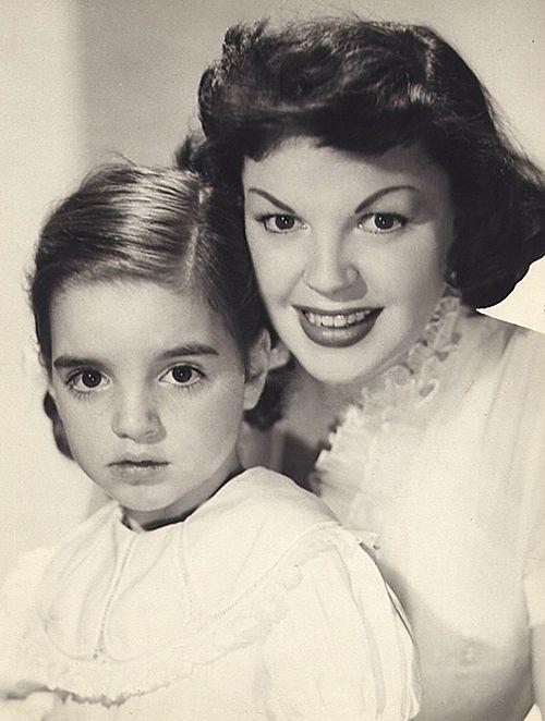 ImageSpace - Judy Garland Liza Minnelli Young | gmispace com