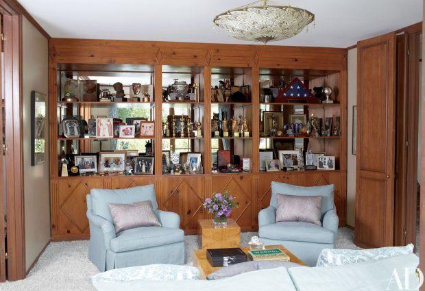 Inside Elizabeth Taylor S Bel Air Estate 700 Nimes Road