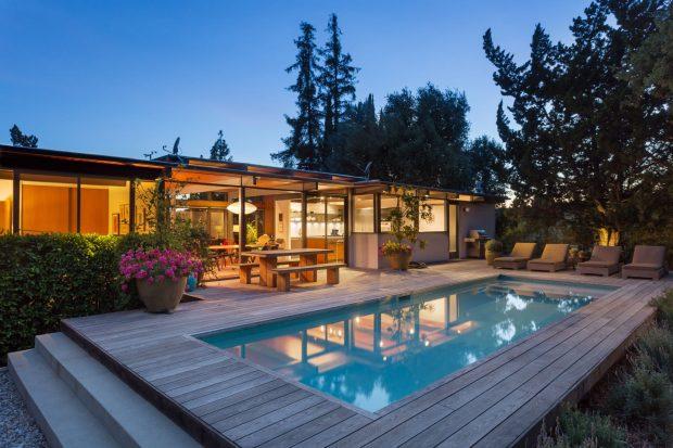 Iconic Pasadena Post And Beam 1615 Hastings Ranch Drive