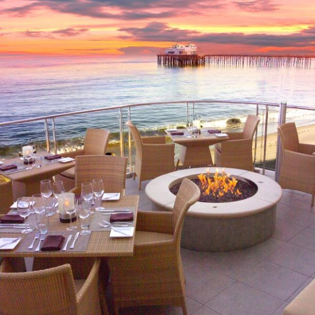 A Foodie's Guide To Malibu Restaurants The Hollywood Home