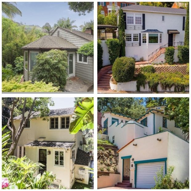 The 10 Best Hollywood Hills Homes For Sale Under 2000000 The
