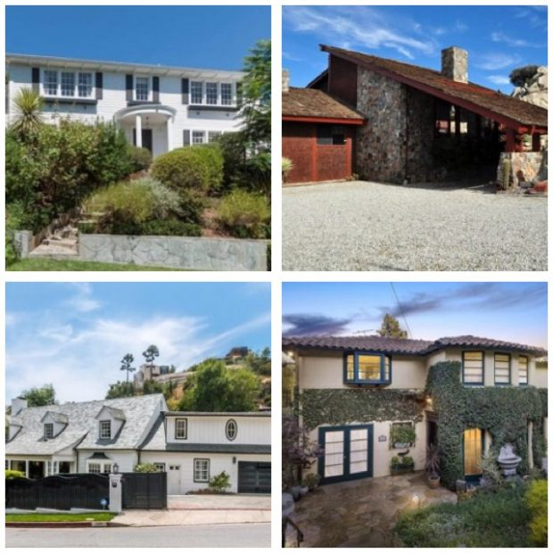 Celebrity real estate review october 2017 the hollywood home Celebrity real estate pictures