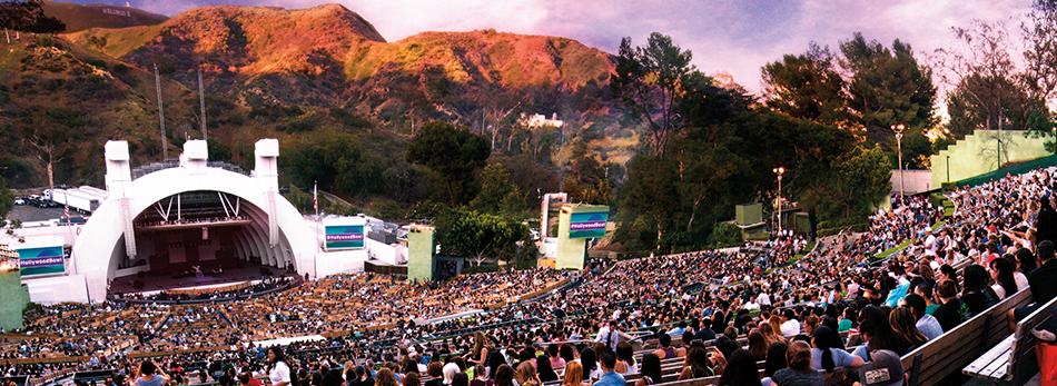 Hollywood Bowl S 2018 Summer Lineup Kevin Hart Diana Ross Father John Misty Amp More The