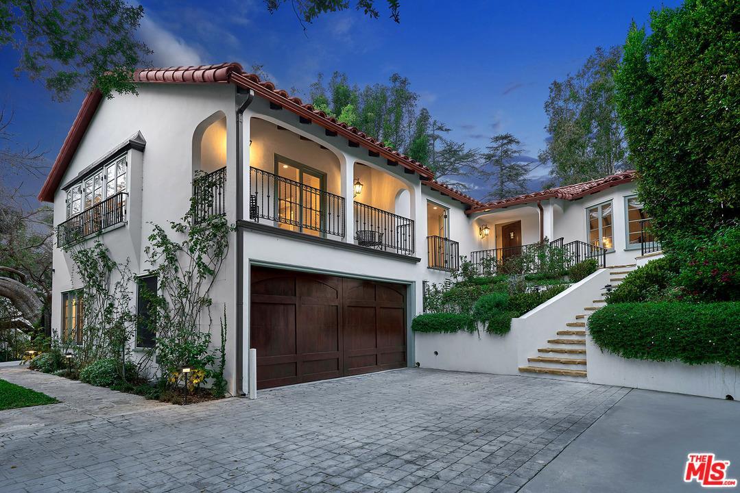 """Echo Lake Ca >> Private & Prestigious """"Double Gated"""" Los Feliz Home - 5821 ..."""