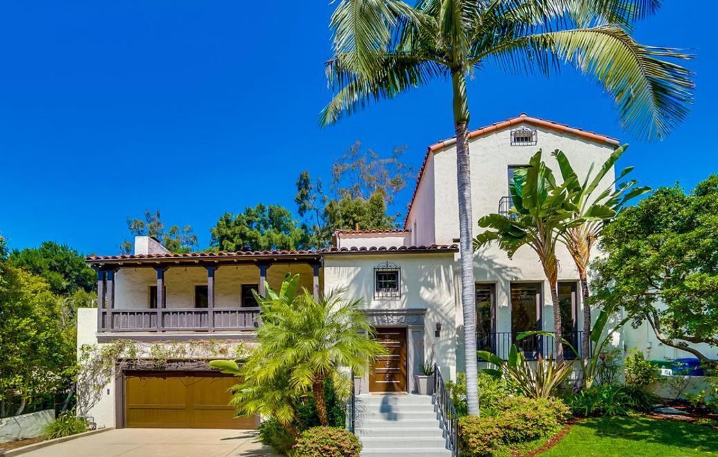 Beautiful Beachwood Canyon Spanish Style Home 3311