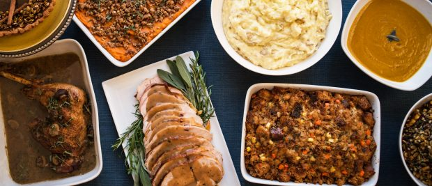 Chef Erin Eastland And Head Baker Zoe Nathan Teamed Up For A Hearty Traditional Feast This Year They Offer A Large Thanksgiving Menu Including Bread From