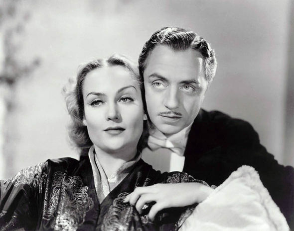 Carole Lombard & William Powell's Spanish Villa - 6861 Iris Circle ...