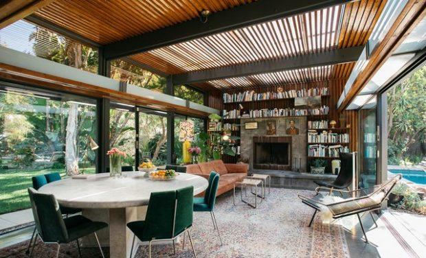 Laurel Canyon Mid Century Modern Marvel